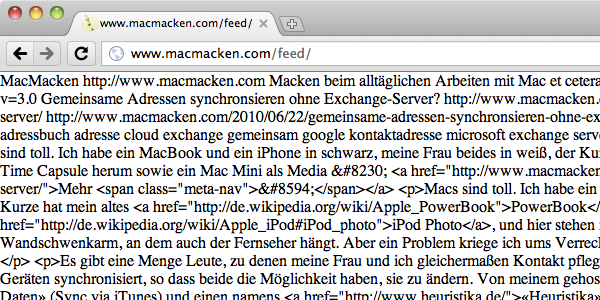 Google chrome kennenlernen